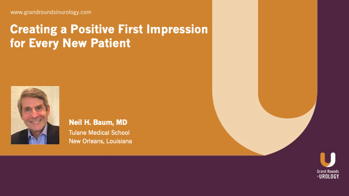 Dr. Baum - Patients First Impression