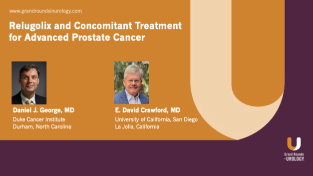 Relugolix and Concomitant Treatment for Advanced Prostate Cancer