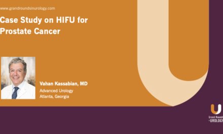 Case Study on HIFU for Prostate Cancer