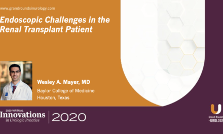 Endoscopic Challenges in the Renal Transplant Patient