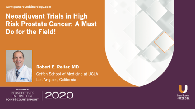 Neoadjuvant Trials in High Risk Prostate Cancer: A Must Do for the Field