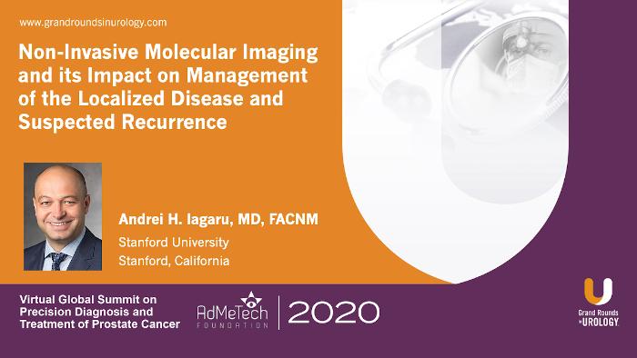 Dr. Iagaru - Molecular Imaging Prostate Cancer