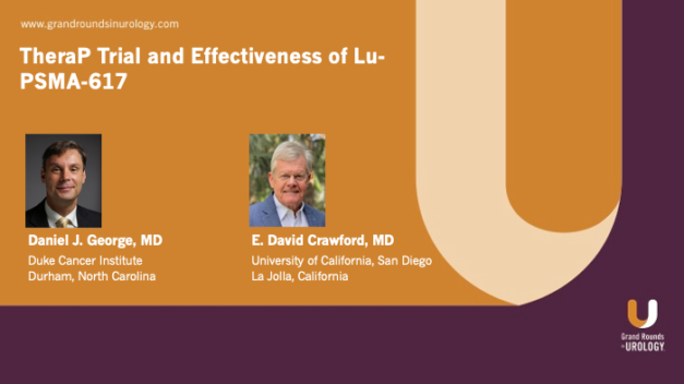 TheraP Trial and Effectiveness of Lu-PSMA-617