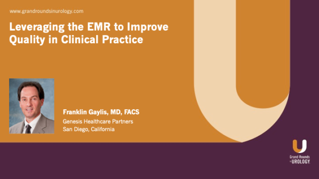Leveraging the EMR to Improve Quality in Clinical Practice
