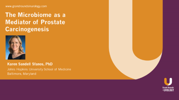 The Microbiome as a Mediator of Prostate Carcinogenesis