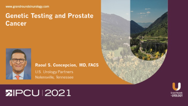 Genetic Testing and Prostate Cancer