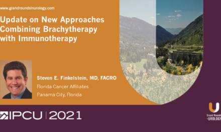 Update on New Approaches Combining Brachytherapy with Immunotherapy