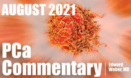 PCa Commentary   Volume 156 – August 2021