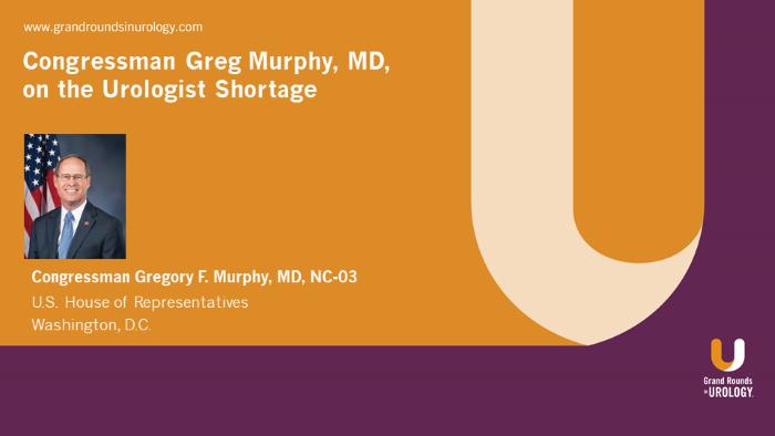 Rep. Murphy - Urologist Shortage 2