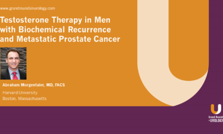 Testosterone Therapy in Men with Biochemical Recurrence and Metastatic Prostate Cancer