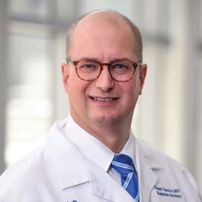 Daniel Allan Hamstra, MD, PhD