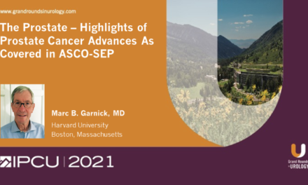 The Prostate – Highlights of Prostate Cancer Advances As Covered in ASCO-SEP