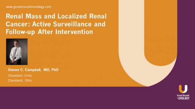 Renal Mass and Localized Renal Cancer: Active Surveillance and Follow-up After Intervention