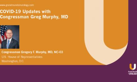 COVID-19 Updates with Congressman Greg Murphy, MD