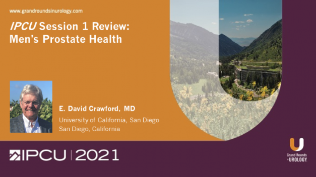 International Prostate Cancer Update 2021 Session Review: Men's Prostate Health