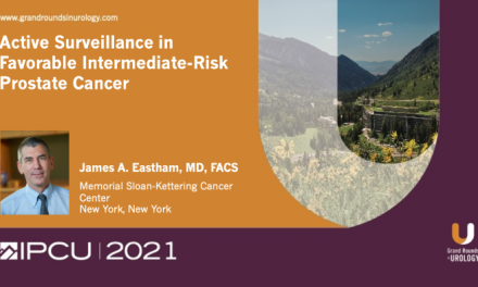 Active Surveillance in Favorable Intermediate-Risk Prostate Cancer